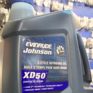 Evinrude XD 50