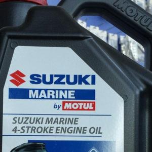 Olio Motore- Suzuki 4T 1OW-40