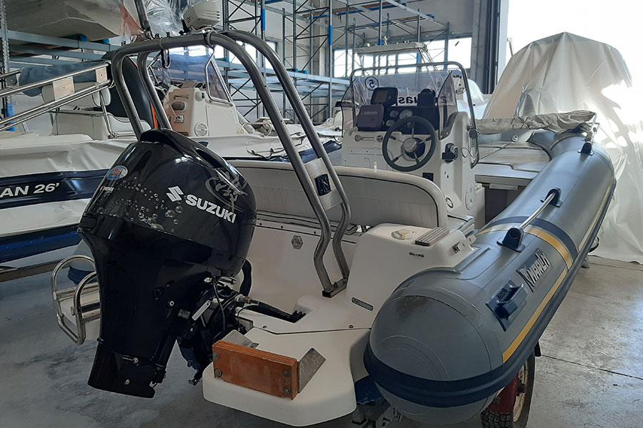 Marlin 17″ Suzuki DF 40/60 2018