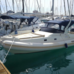 Solemar 28 Oceanic Yamaha 300